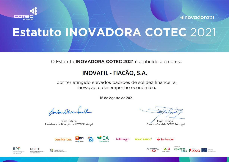 Inovadora COTEC 2021